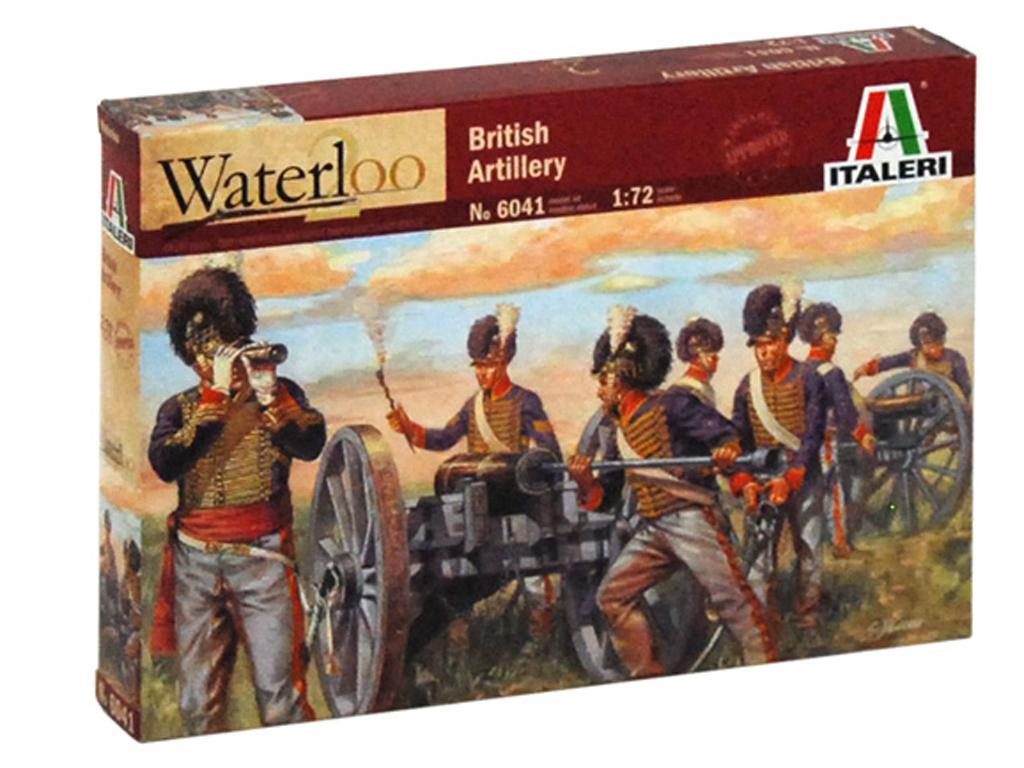Artilleria Britanica 1805-1815 (Vista 1)