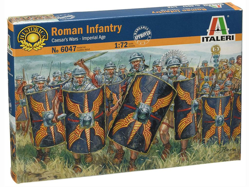 Infanteria Romana (Vista 1)