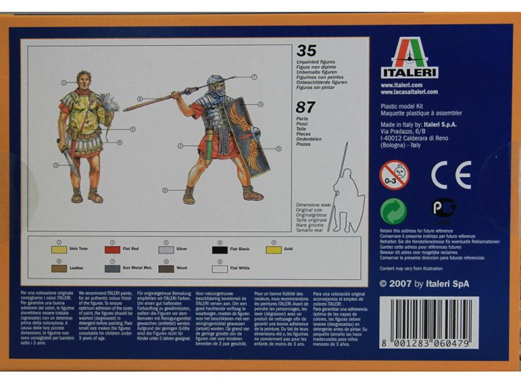 Infanteria Romana (Vista 2)