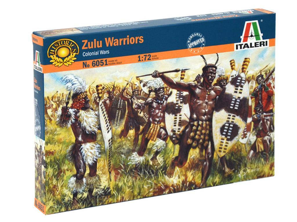 Guerreros Zulues, Guerra Zulu (Vista 1)