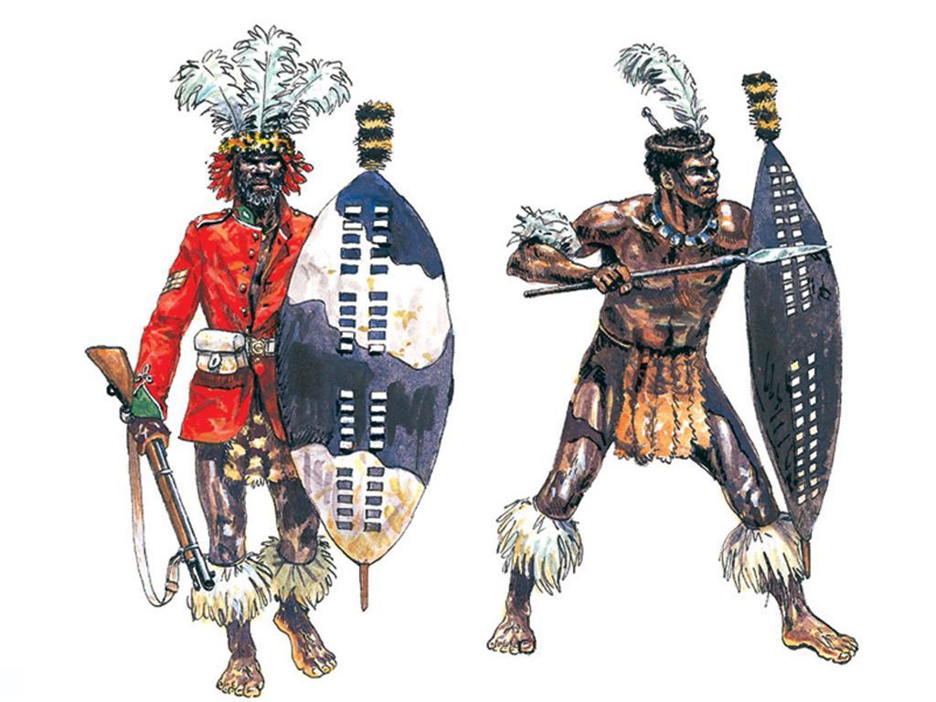 Guerreros Zulues, Guerra Zulu (Vista 2)