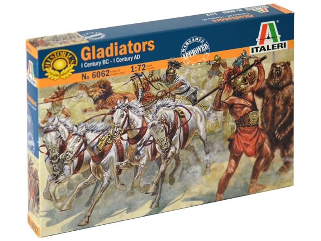 Gladiadores (Vista 1)