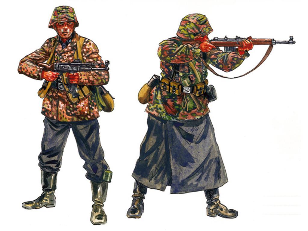 Tropas de elite Alemanas (Vista 2)