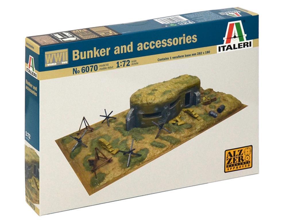 Bunker y Accesorios (Vista 1)