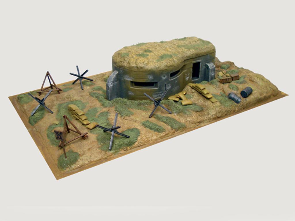 Bunker y Accesorios (Vista 2)