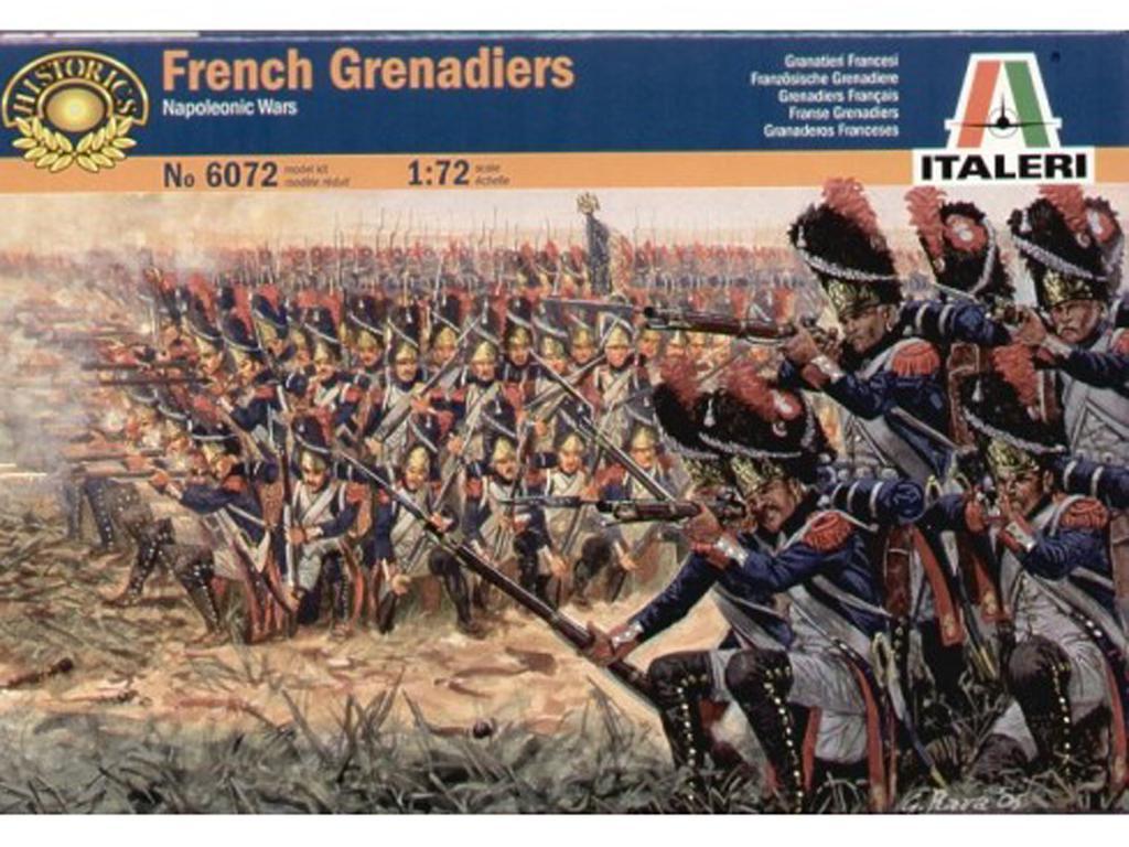 Granaderos Franceses (Vista 1)