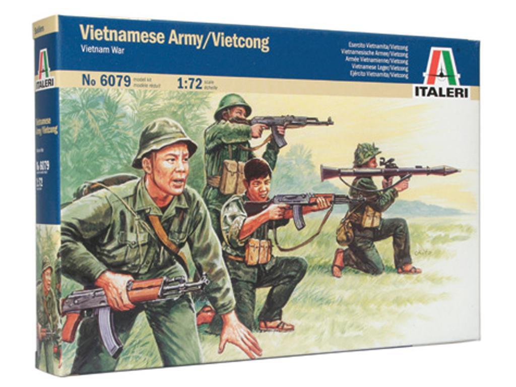 Ejército vietnamita / Vietcong (Vista 1)