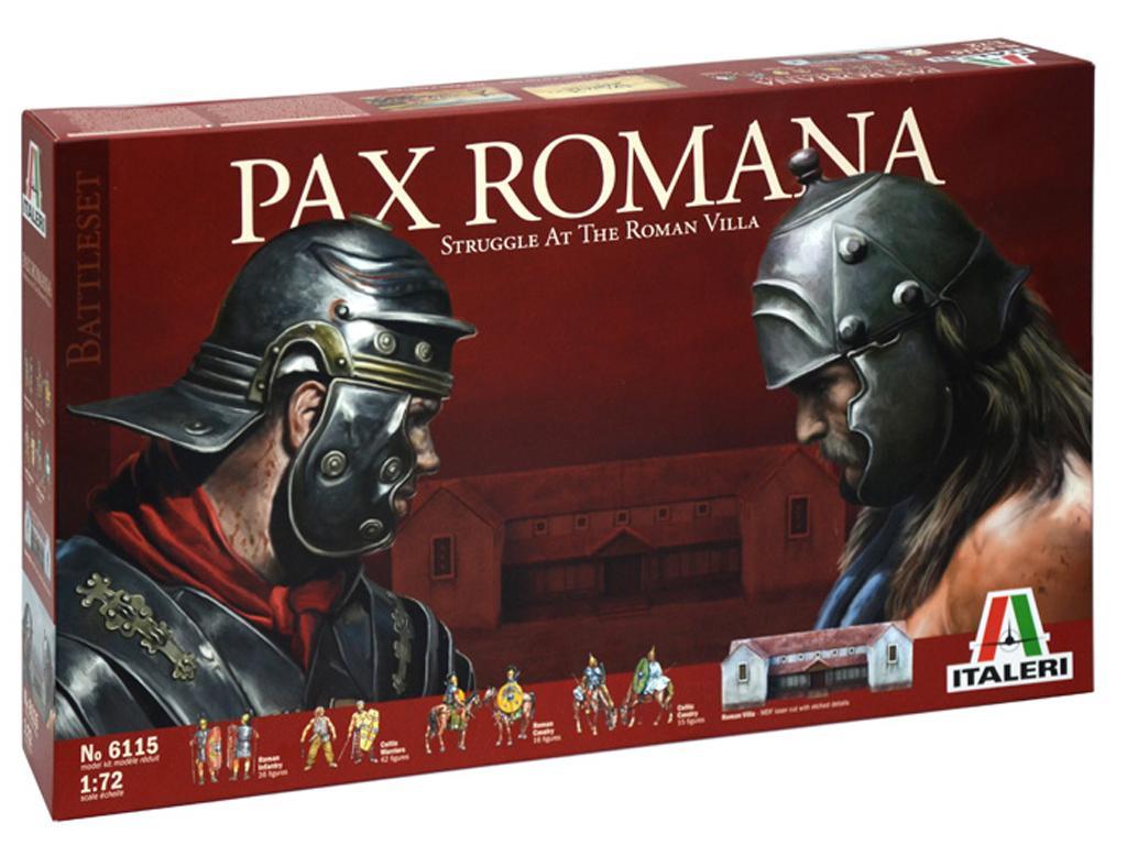Pax Romana (Vista 1)