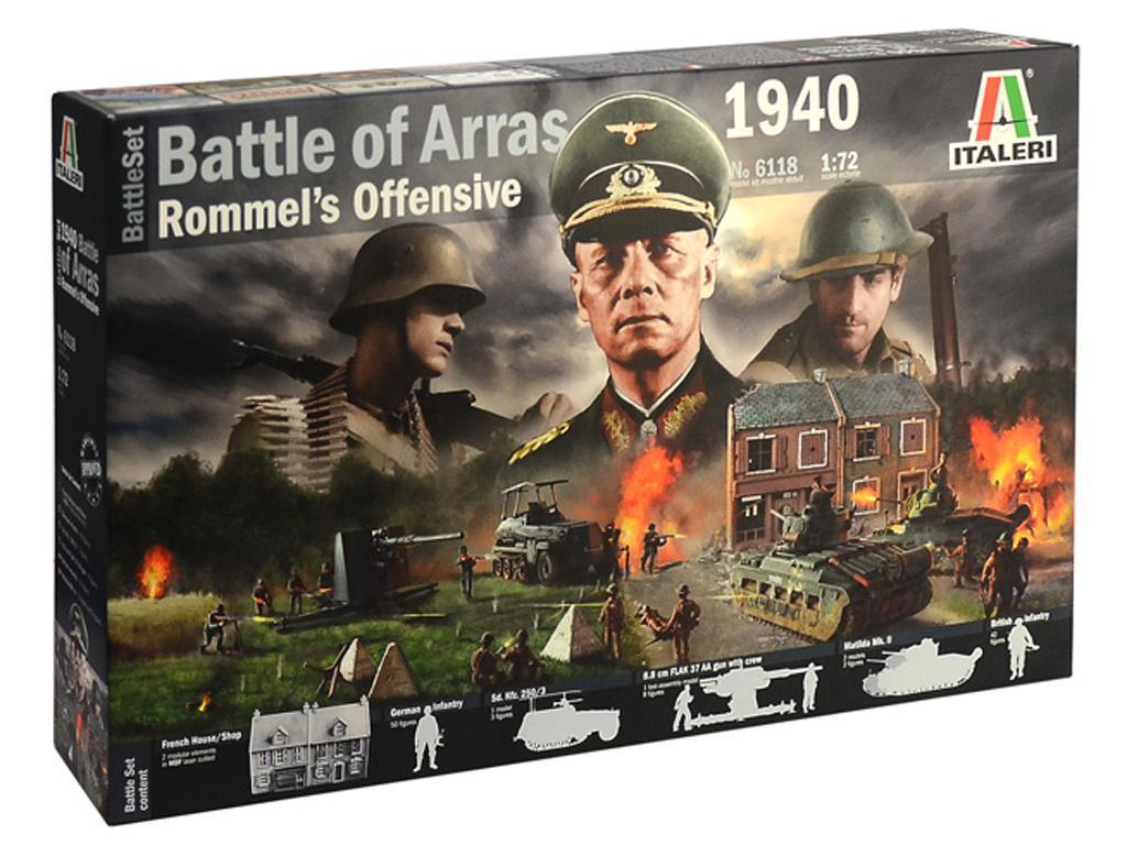 1940 Battle of Arras - Rommel´s Offensiv (Vista 1)