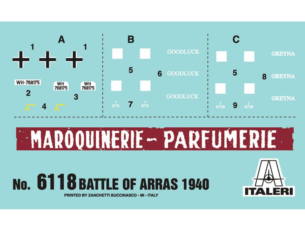 1940 Battle of Arras - Rommel´s Offensiv (Vista 3)