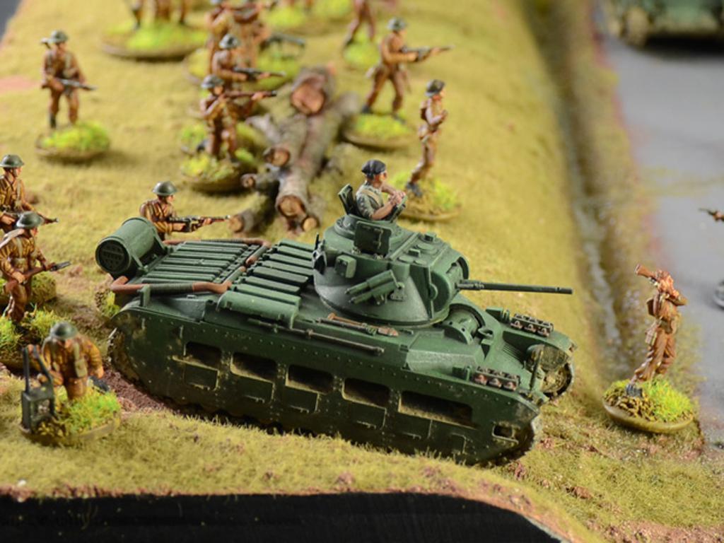 1940 Battle of Arras - Rommel´s Offensiv (Vista 8)