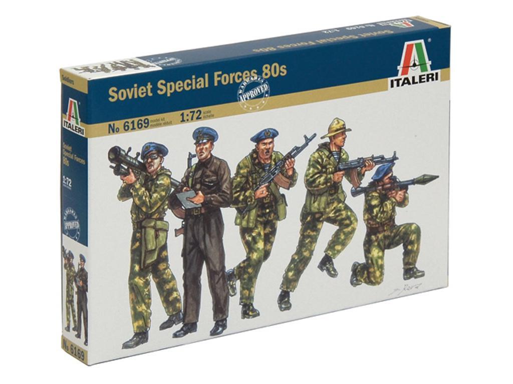 Fuerzas Especiales Soviéticas 80 (Vista 1)