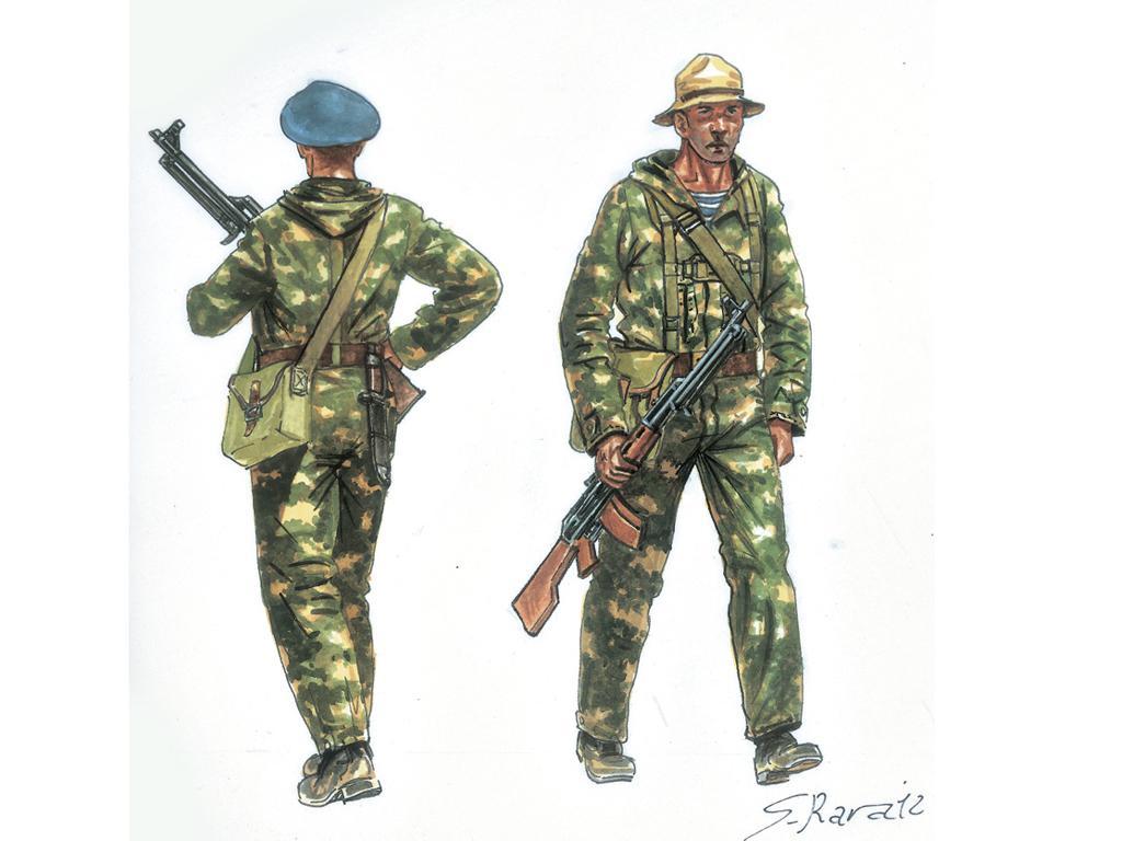 Fuerzas Especiales Soviéticas 80 (Vista 2)