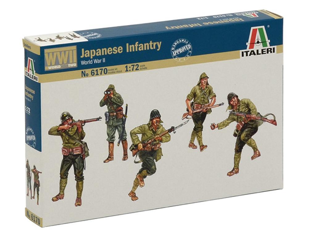 Infanteria Japonesa (Vista 1)