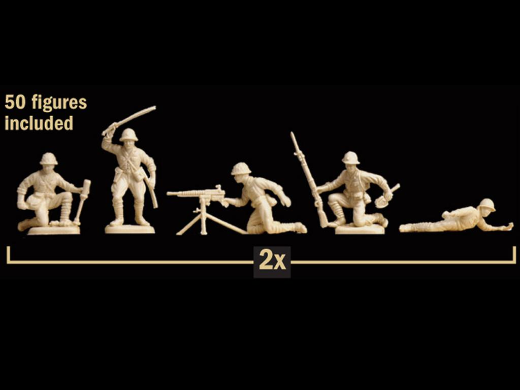 Infanteria Japonesa (Vista 3)