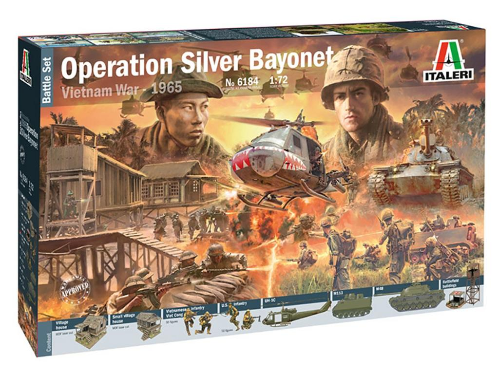 Operation Silver Bayonet - Vietnam War 1965 (Vista 1)