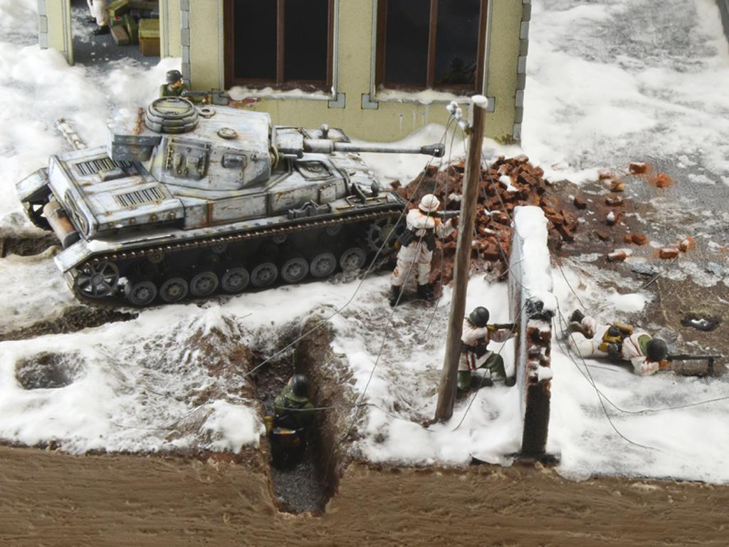 Asedio de Stalingrado 1942 - Set de batalla (Vista 14)