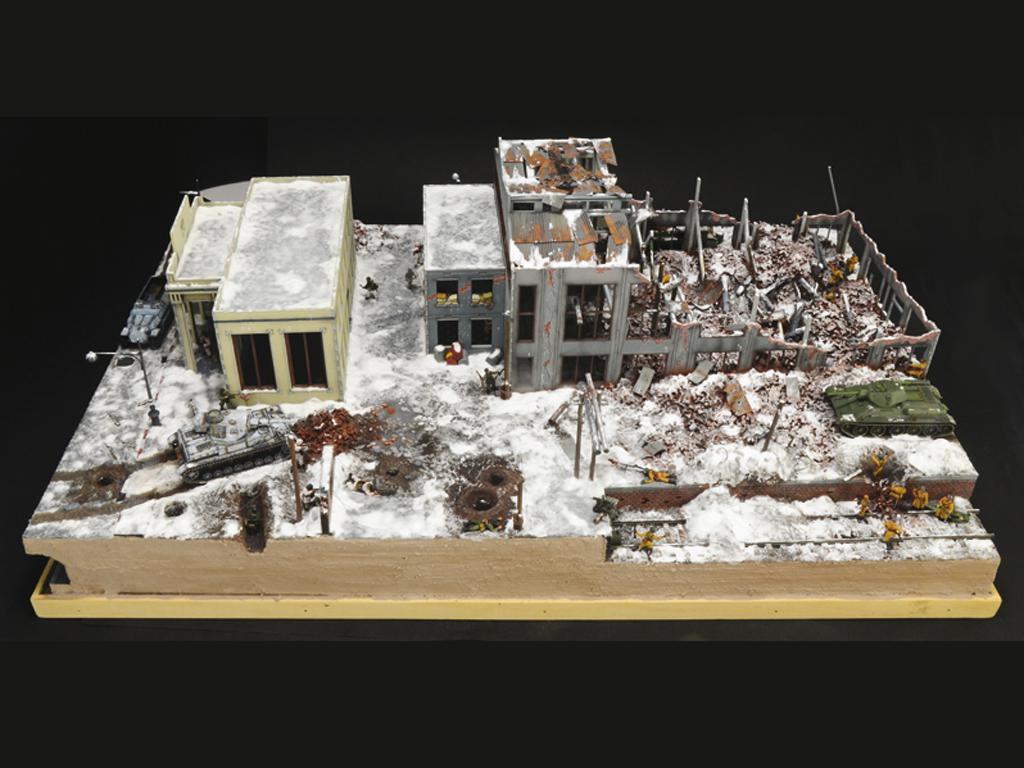 Asedio de Stalingrado 1942 - Set de batalla (Vista 18)