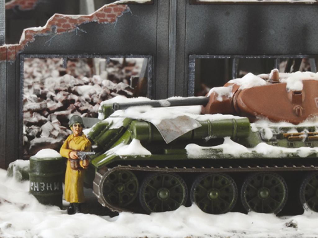 Asedio de Stalingrado 1942 - Set de batalla (Vista 21)