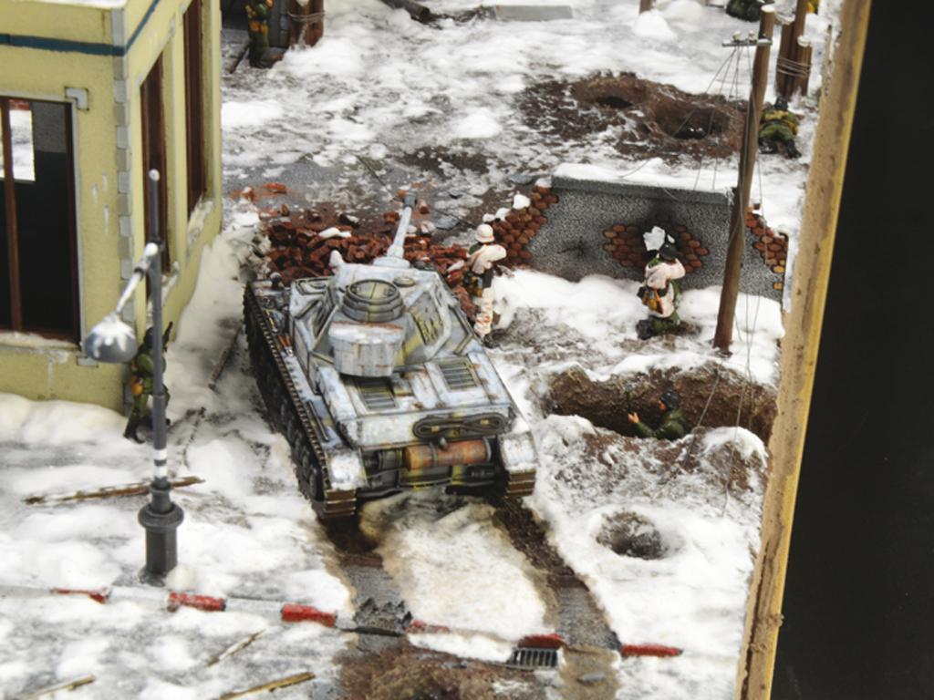 Asedio de Stalingrado 1942 - Set de batalla (Vista 22)