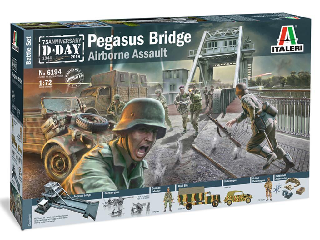 Puente Pegasus - D.Day 75°Ann (Vista 1)
