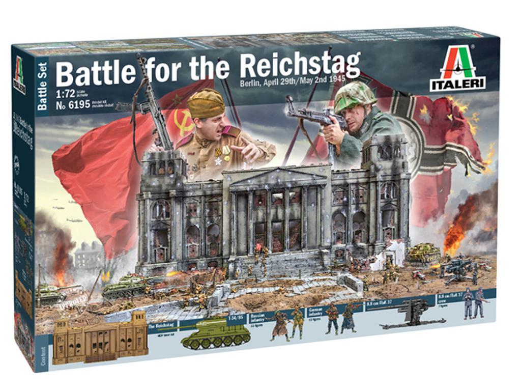 Battle Set: Battle for the Reichstag Berlin 1945 (Vista 1)