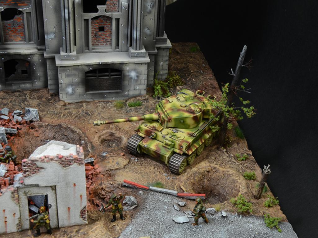 Battle Set: Battle for the Reichstag Berlin 1945 (Vista 10)