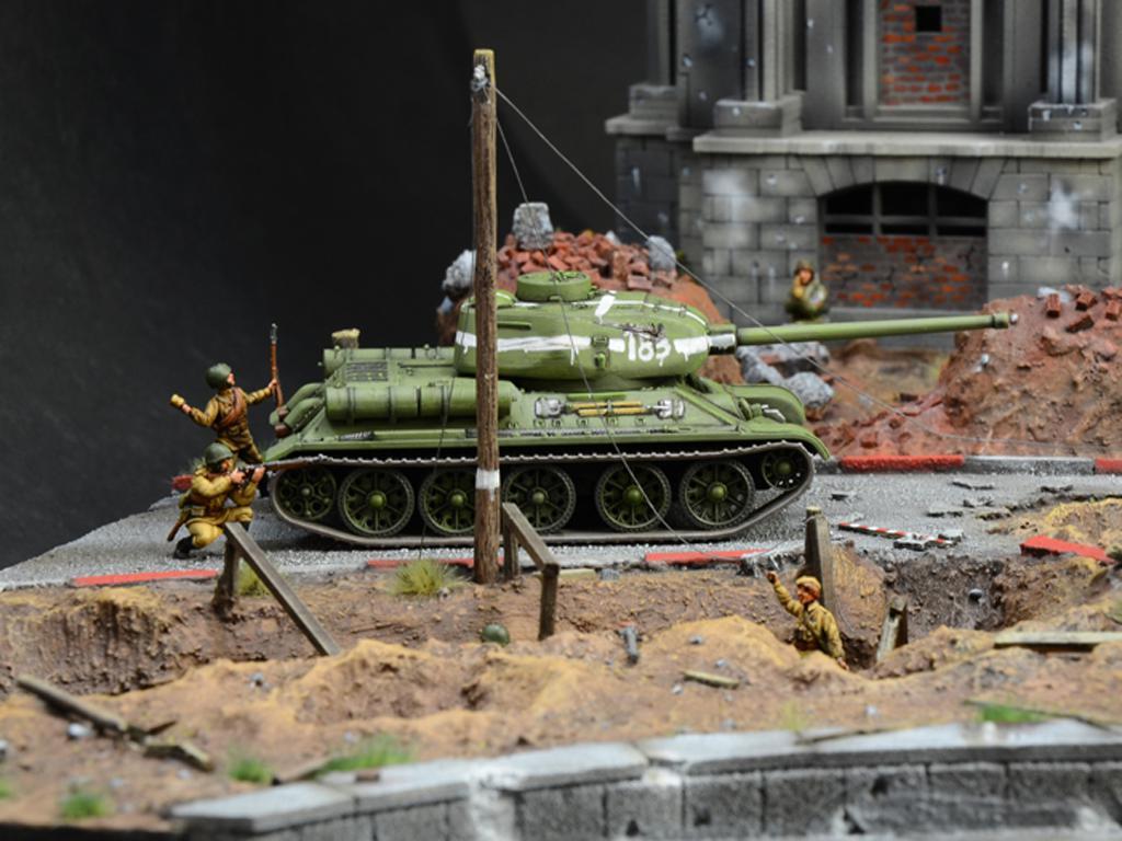 Battle Set: Battle for the Reichstag Berlin 1945 (Vista 11)