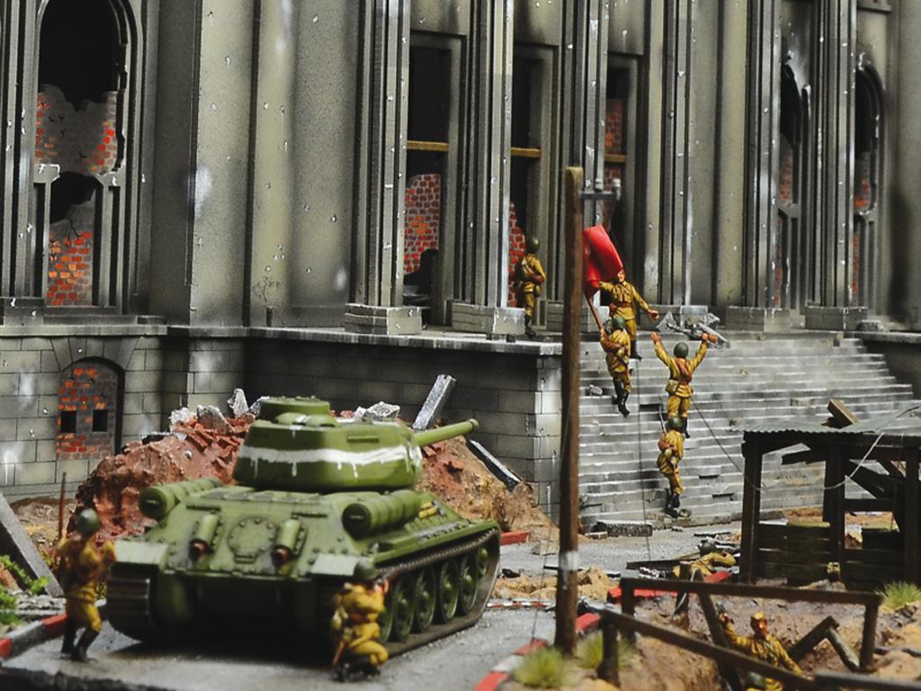 Battle Set: Battle for the Reichstag Berlin 1945 (Vista 13)