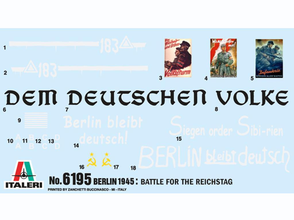 Battle Set: Battle for the Reichstag Berlin 1945 (Vista 2)