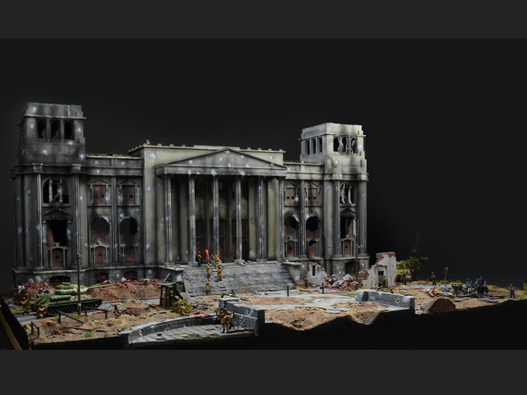 Battle Set: Battle for the Reichstag Berlin 1945 (Vista 6)