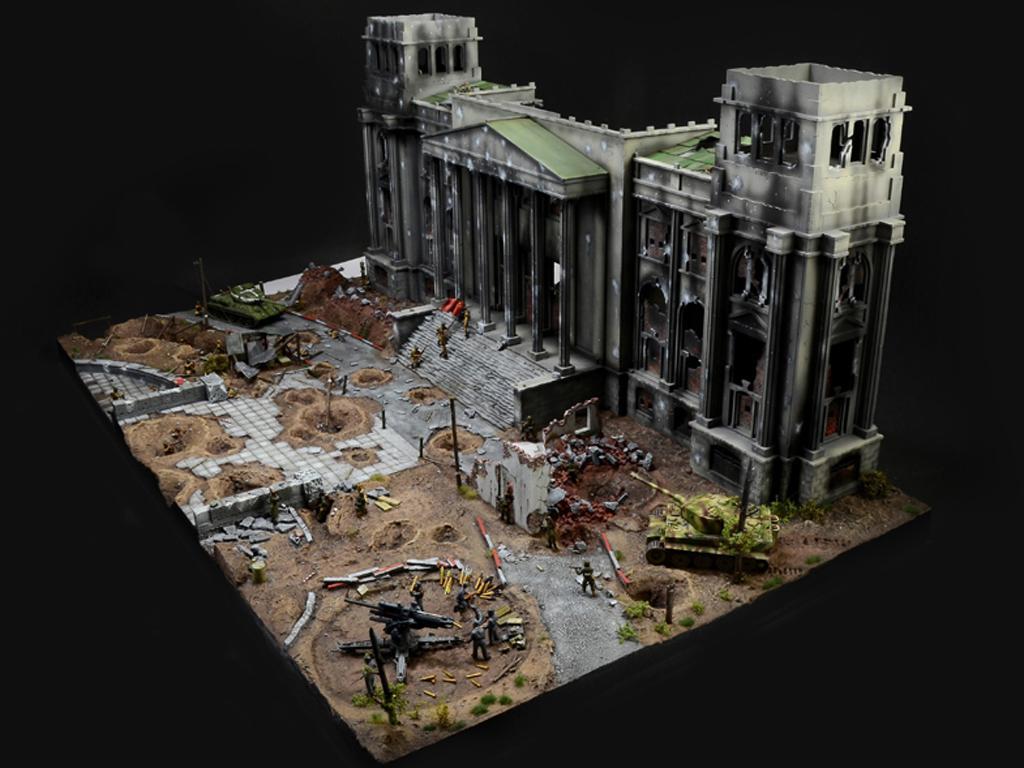 Battle Set: Battle for the Reichstag Berlin 1945 (Vista 7)