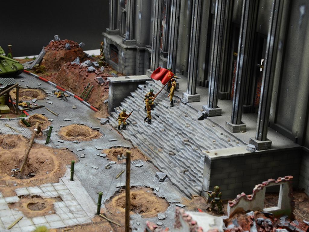 Battle Set: Battle for the Reichstag Berlin 1945 (Vista 9)