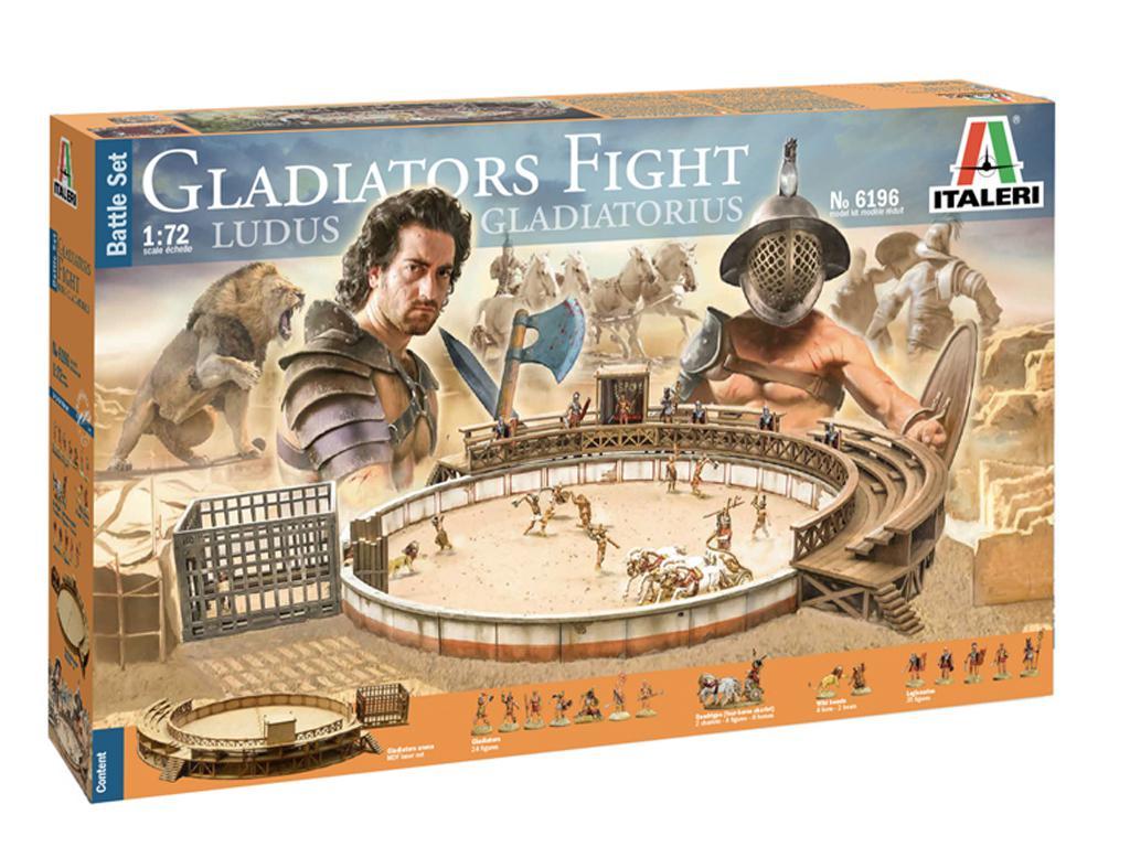 Circo Gladiadores (Vista 1)