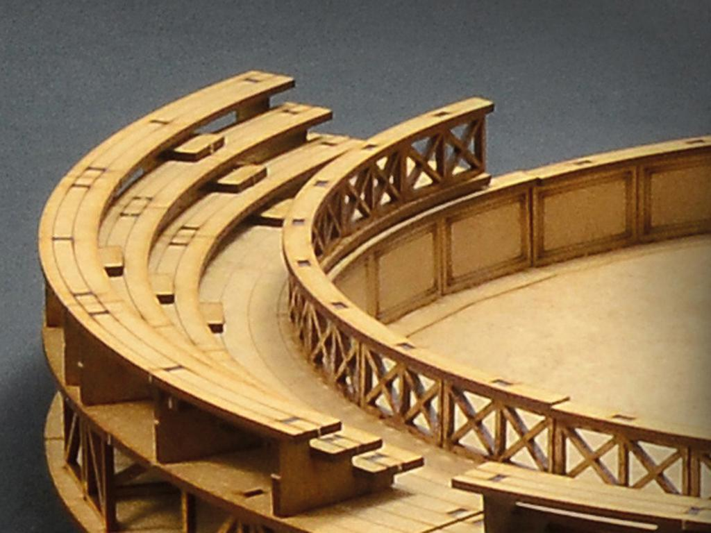 Circo Gladiadores (Vista 13)