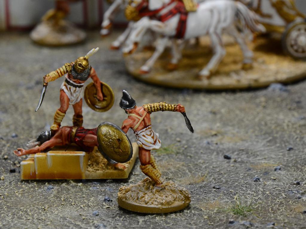Circo Gladiadores (Vista 14)