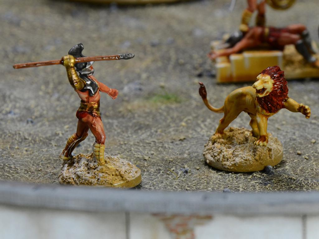 Circo Gladiadores (Vista 18)