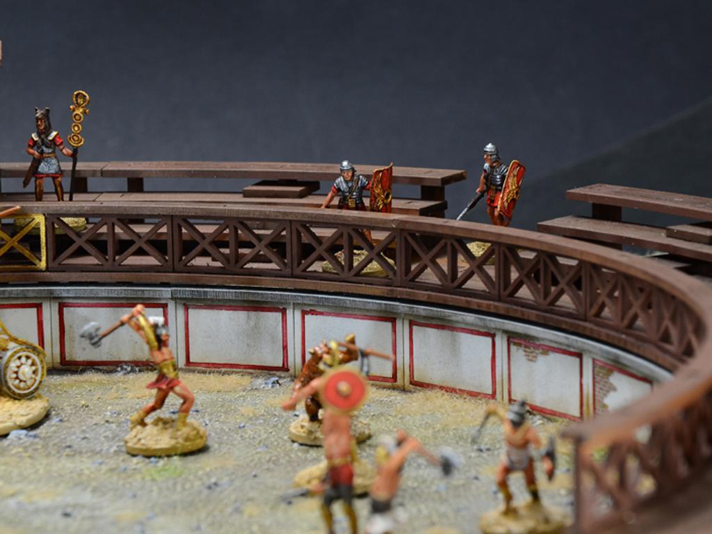 Circo Gladiadores (Vista 2)