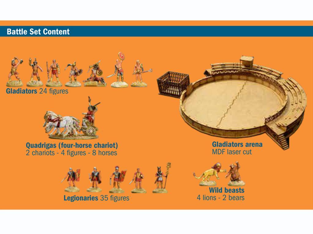 Circo Gladiadores (Vista 3)