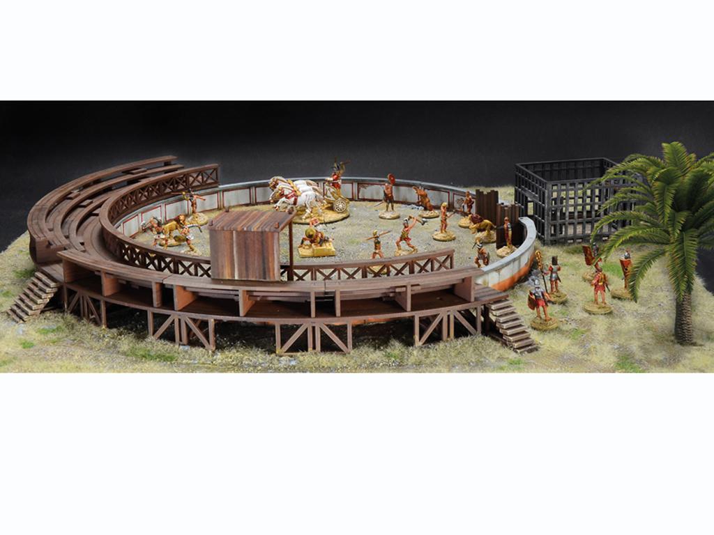 Circo Gladiadores (Vista 4)