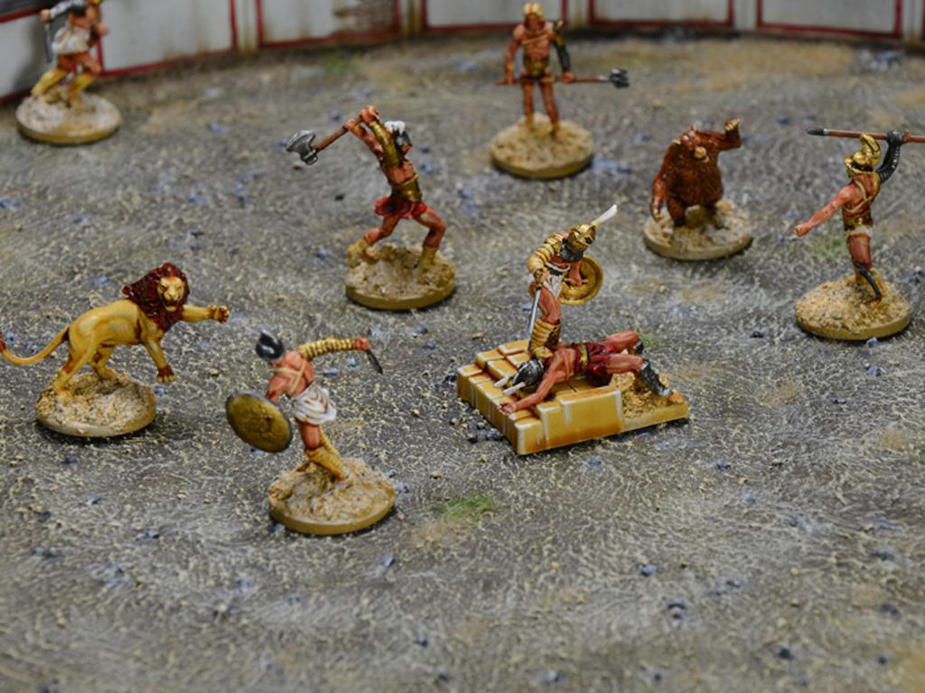 Circo Gladiadores (Vista 5)