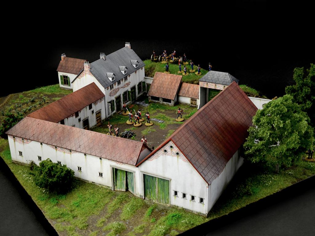 La Haye Sainte Waterloo 1815 (Vista 10)