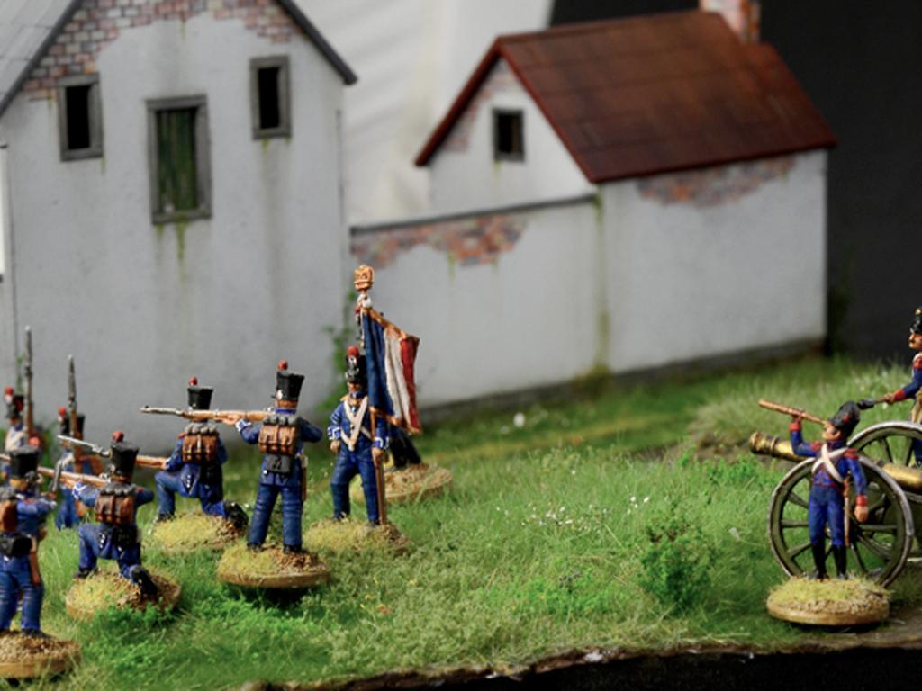 La Haye Sainte Waterloo 1815 (Vista 14)