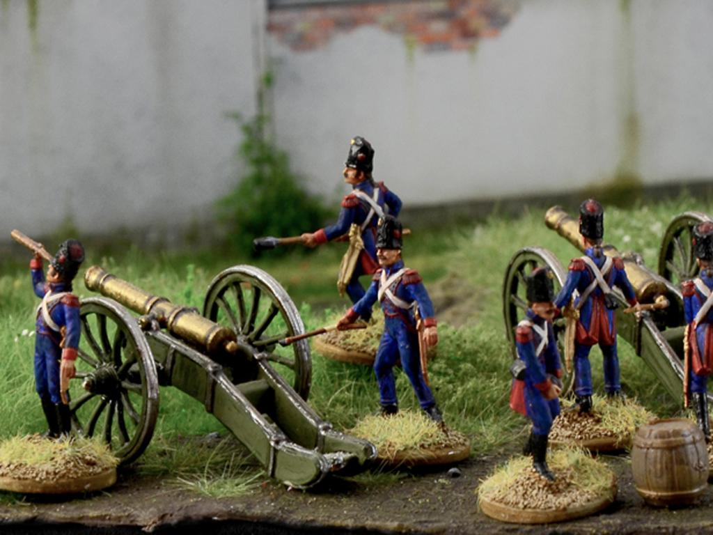La Haye Sainte Waterloo 1815 (Vista 2)