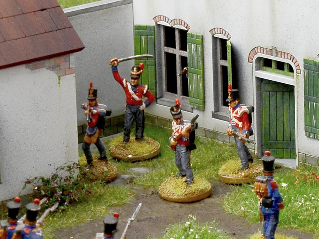 La Haye Sainte Waterloo 1815 (Vista 8)