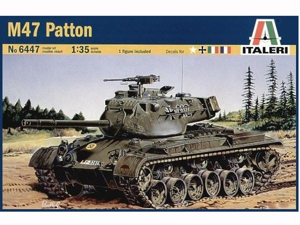 M-47 Patton (Vista 1)