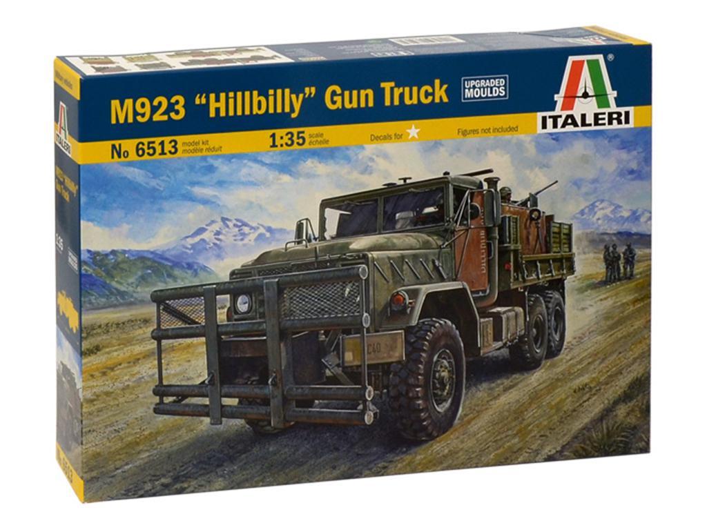 M923 Hillbilly Gun Truck (Vista 1)