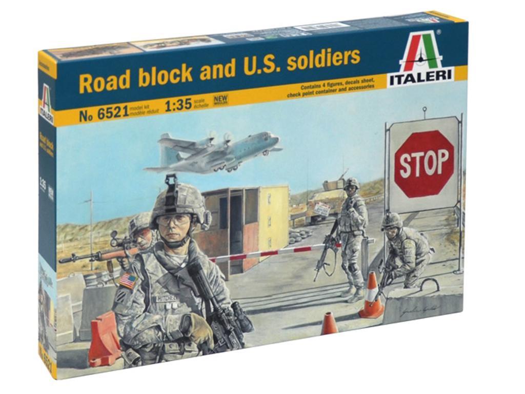Soldados USA modernos  (Vista 1)