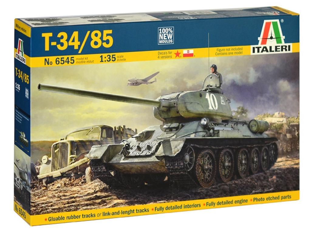 T34/85 Zavod 183 Mod. 1944 (Vista 1)