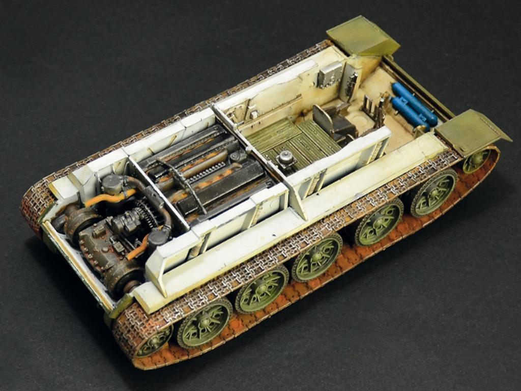 T34/85 Zavod 183 Mod. 1944 (Vista 4)